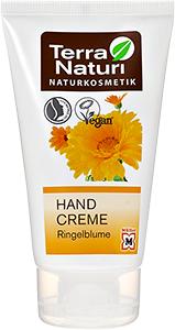Crème pour les Mains TN aux Fleurs de Souci, 75 ml