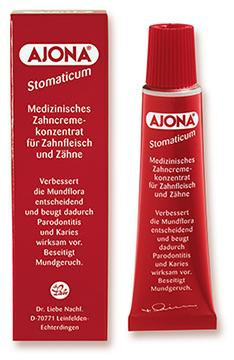 Dentifrice concentré Ajona, 25 ml