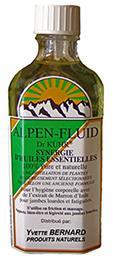 Alpen-Fluid huiles essentielles et Marron d'Inde, 100ml