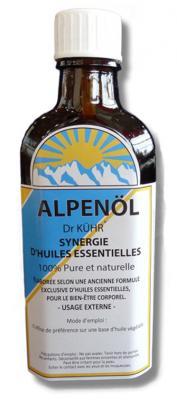 Alpenöl 50 ml flacon compte goutte