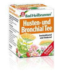 Infusion Bad Heilbrunner anti Toux sèche, 8 sachets