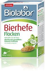 Paillettes de levure de bière Biolabor 100% naturelles - 100 gr
