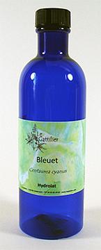 Hydrolat de Bleuet, Biologique 200, 500 et 1000 ml
