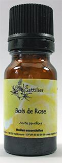 Bois de Rose bio : 2, 5, 10 ml