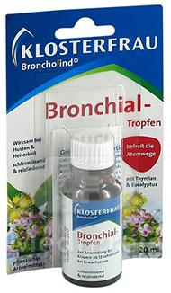 Gouttes contre la toux Klosterfrau, 20 ml.