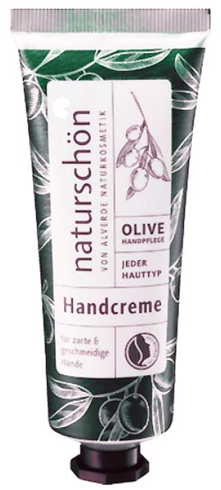 Creme mains olive naturelle