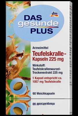 """Harpagophytum """"Griffes du diable"""" DGP, 60 gélules"""