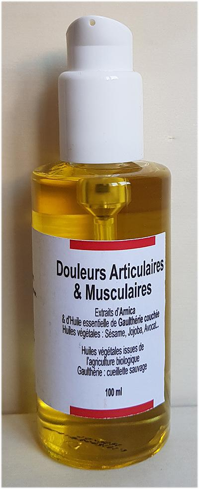 Douleurs muscles et articul gaultherie
