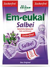 Bonbons Em-eukal à la Sauge 150 g
