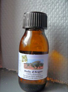 Huile argan argasol 60 ml 2