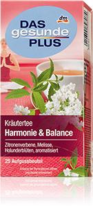 Infusion Harmonie & Equilibre DGP, 25 sachets
