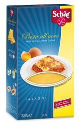 Lasagne aux œufs.