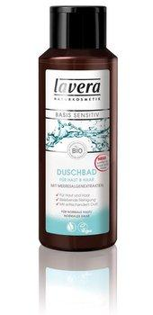 Gel douche Lavera Bio+Vegan, Corps & cheveux, 200 ml