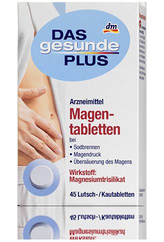Magen tabletten