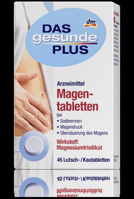 Comprimés anti-brûlures d'estomac, 500 mg, 45 comprimés DGP