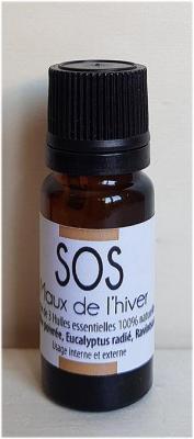 Maux de l'Hiver 10 ml