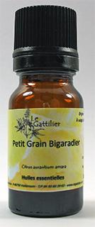 Petitgrain bigaradier bio