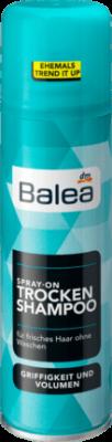 Shampoing sec Balea, 200 ml