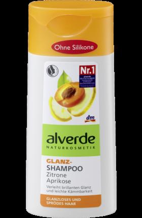 Shampoing vegan citron et abricot