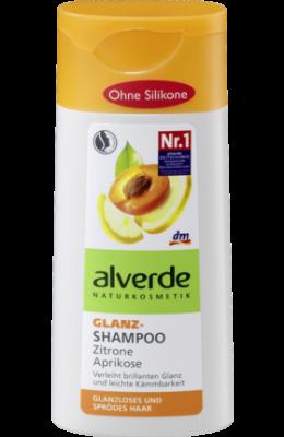 Shampoing Brillance vegan Citron et Abricot, 200 ml
