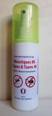 Spray insectes
