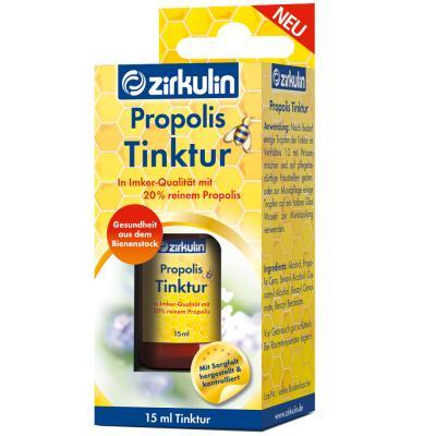 Teinture-mère à 20% de Propolis pure et naturelle, 15 ml