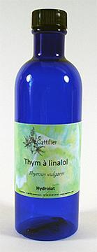 Hydrolat de Thym à linalol bio 200, 500 et 1000 ml
