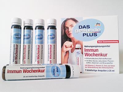 Cure Immune 7 jours DGP - 7 x 25 ml