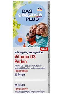 Vitamine D3 DGP, 60 capsules