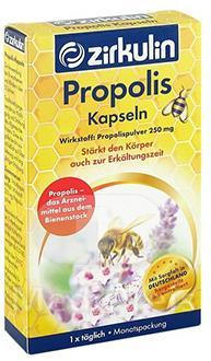 Capsules concentrées en Propolis 250 mg, 30 capsules